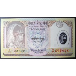 10 RUPEES POLYMER**NEPAL**2002