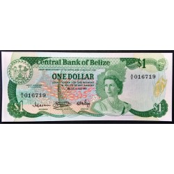 5 DOLLARS**ILE DE BELIZE**2002